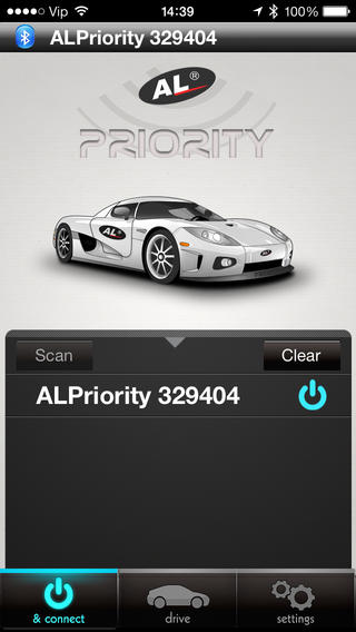 AL Priority Bluetooth Modul 3